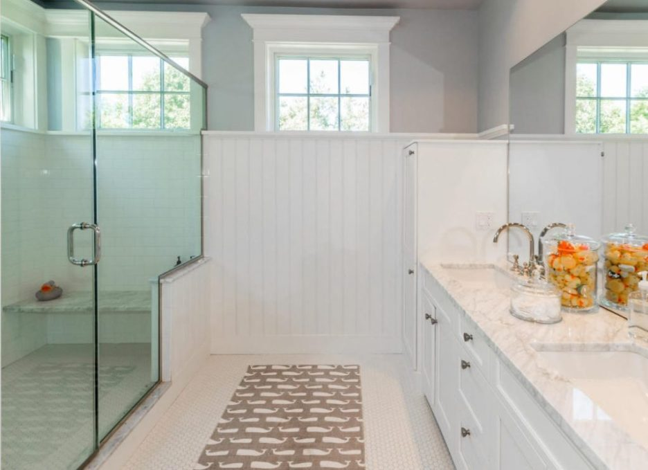 Bathroom White 3 Dunes Road MA Sandpiper Realty Edgartown property