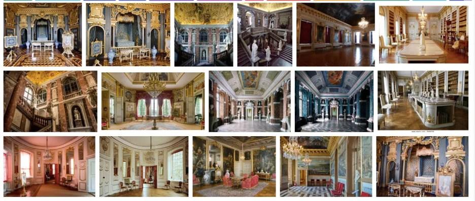 Drottningholm Palace Interiors Met Gala