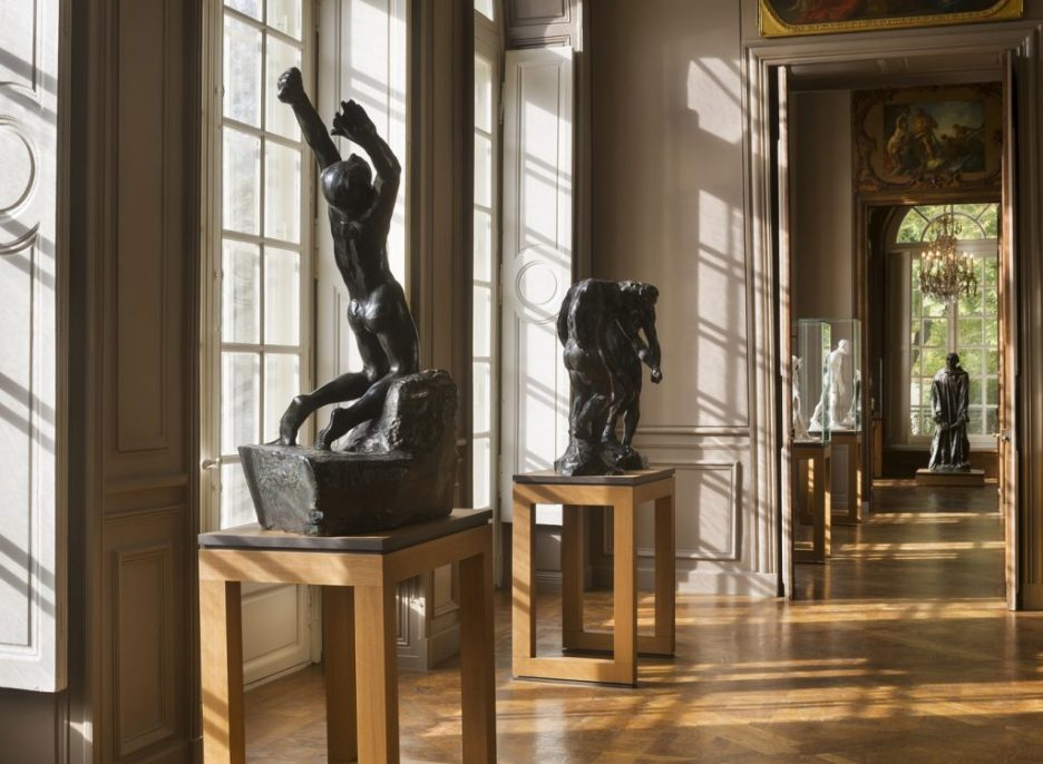 Travel Tuesday Musee Rodin interiors Power of Observing