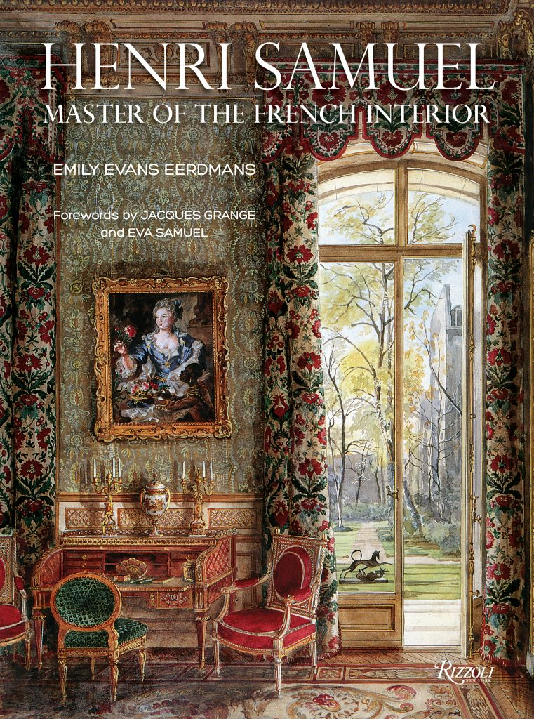Henri Samuel Master of the French Interior Linda Merrill blog versailles grand designs