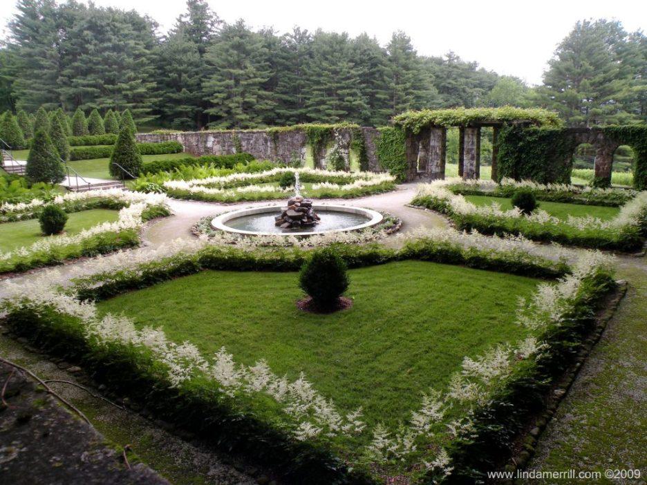 Linda Merrill photography Edith Wharton The Mount Massachusetts Secret Garden 1