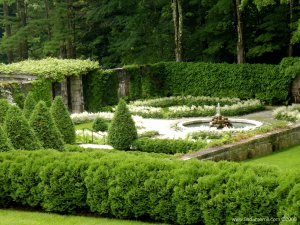 Linda Merrill photography Edith Wharton The Mount Massachusetts Secret Garden 3