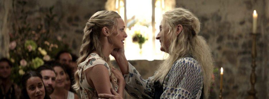 Mamma Mia Here We Go Again Amanda Seyfried Meryl Streep