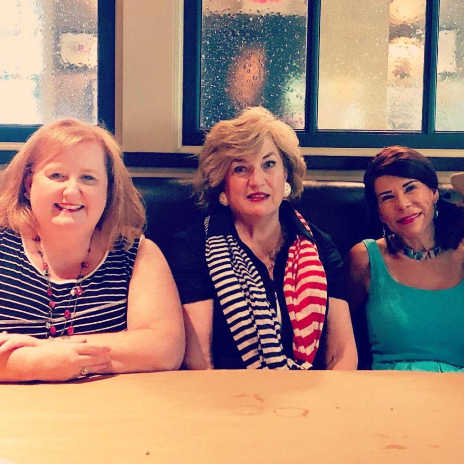 Linda Merrill Teresa Burnett Kathie Chrisicos new england interior designers