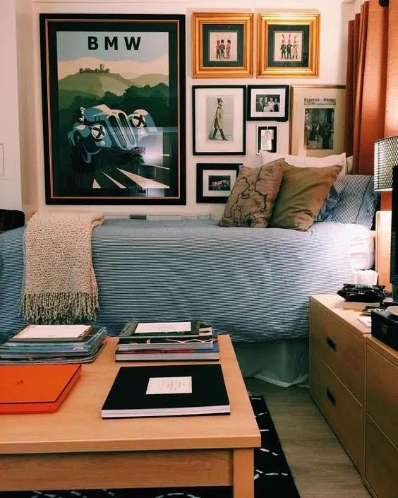 Dean M Z The Deans List Dorm Chic