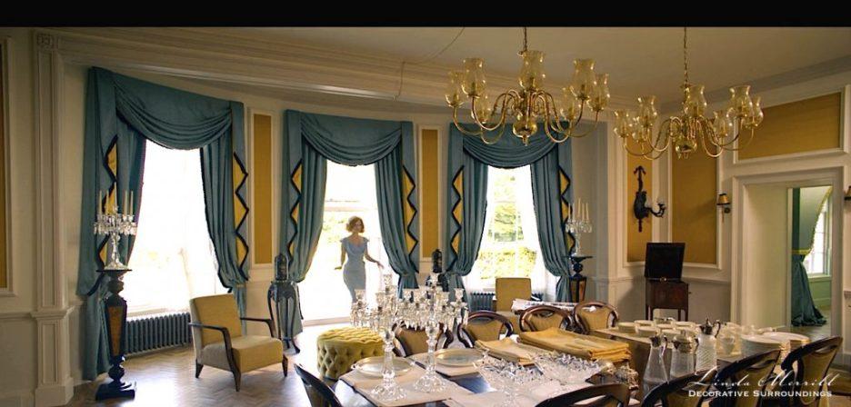 Ordeal by Innocence Dining Room