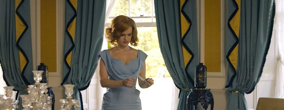 Ordeal by Innocence Dining Room Alice Eve