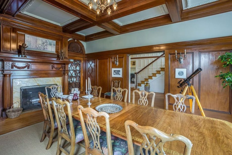 Burklyn Hall Dining room 2