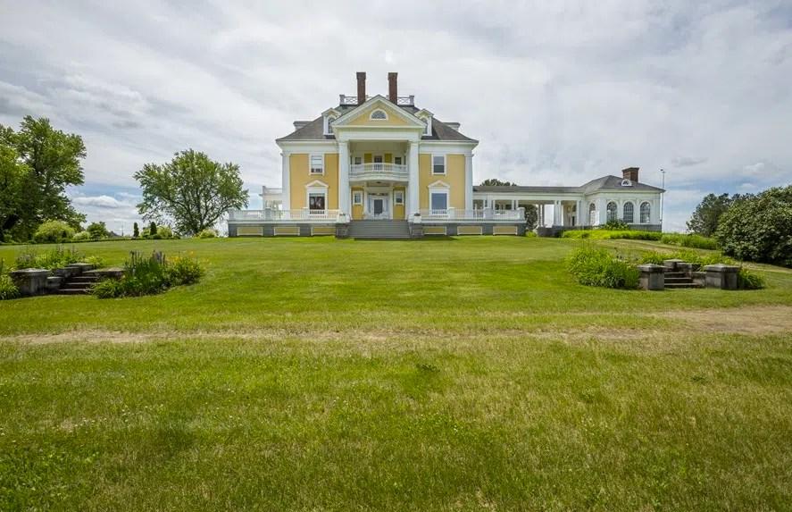 Burklyn Hall rear exterior