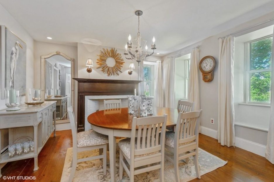 Antique Cape Cod Sandwich MA dining room