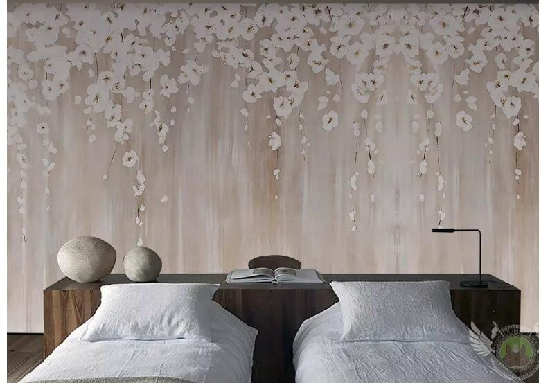 Cherry Blossom wall decor wallpaper