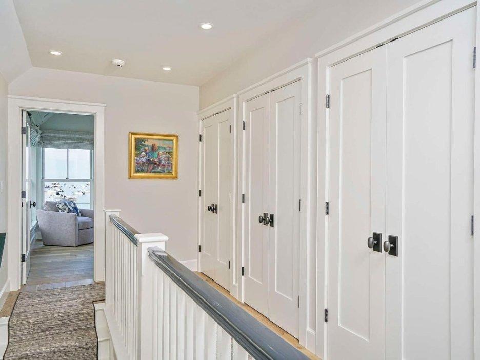 46 Winsor Street Duxbury Bay Ocean view upper hall Duxbury Bay Home