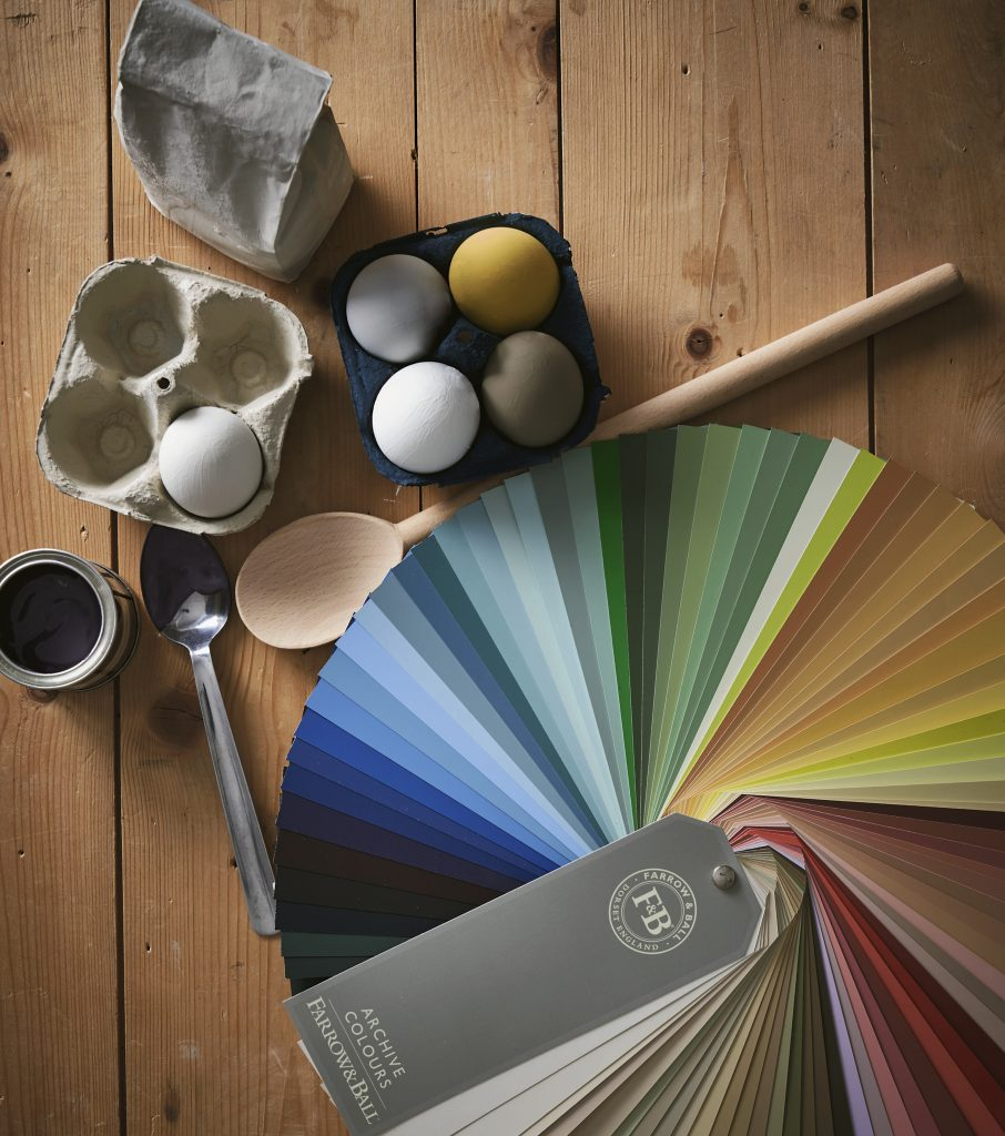 Farrow & Ball Recipes for Decorating palette Spring 2019 Design Books
