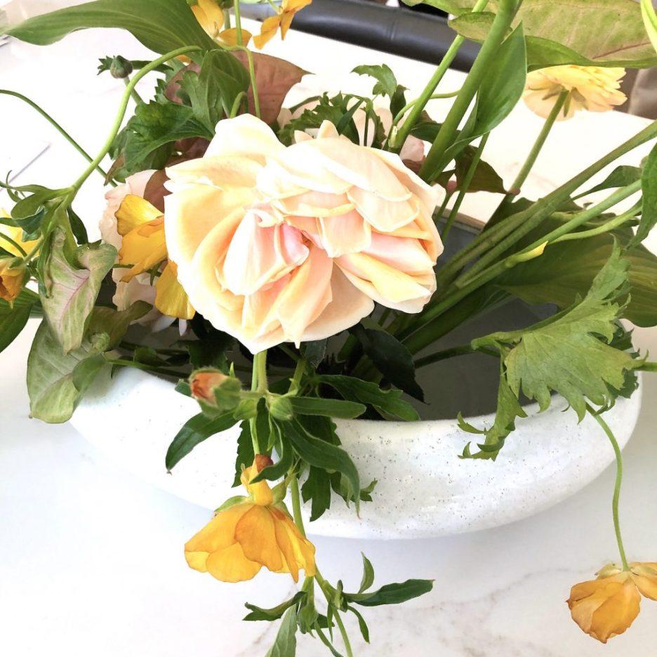 Christopher St Newburyport flowers