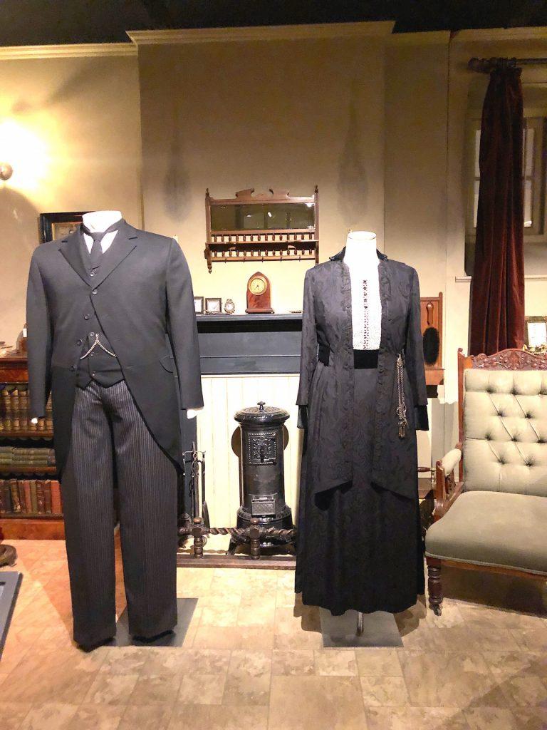Hughes Carson costumes Downton Abbey Exhibition 7224