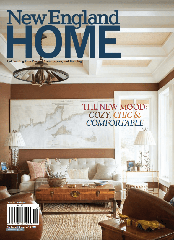 New England Home magazine Sept Oct 2019