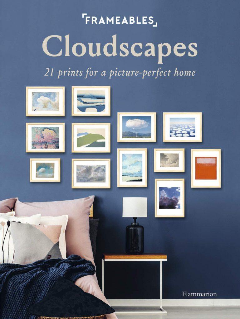 Frameables Cloudscapes Flammiron Press Framed art