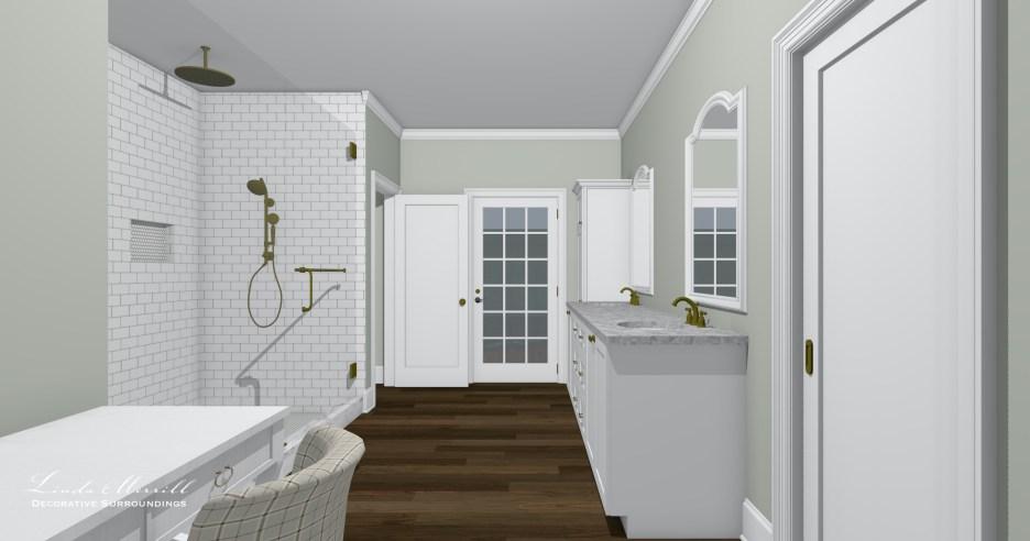 052821 3 Owner's Bathroom from door final layout