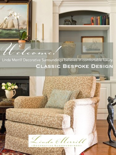 LMDS Classic Bespoke Interior Design Linda Merrill cover