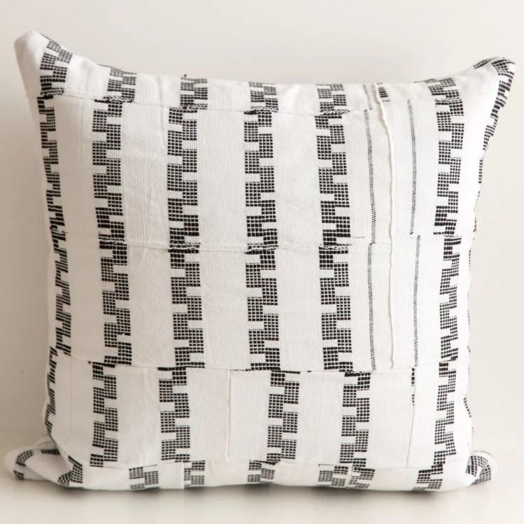Odyssey Artisans Nana pillow - Made in Ghana