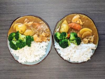 日式雞肉咖哩
