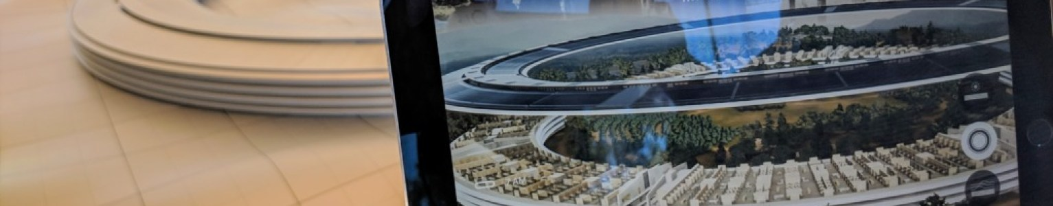 拜訪Apple和Google總部的Visitor Center