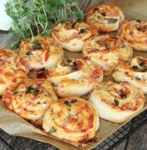 Supergoda pizzabullar – klicka här för recept!