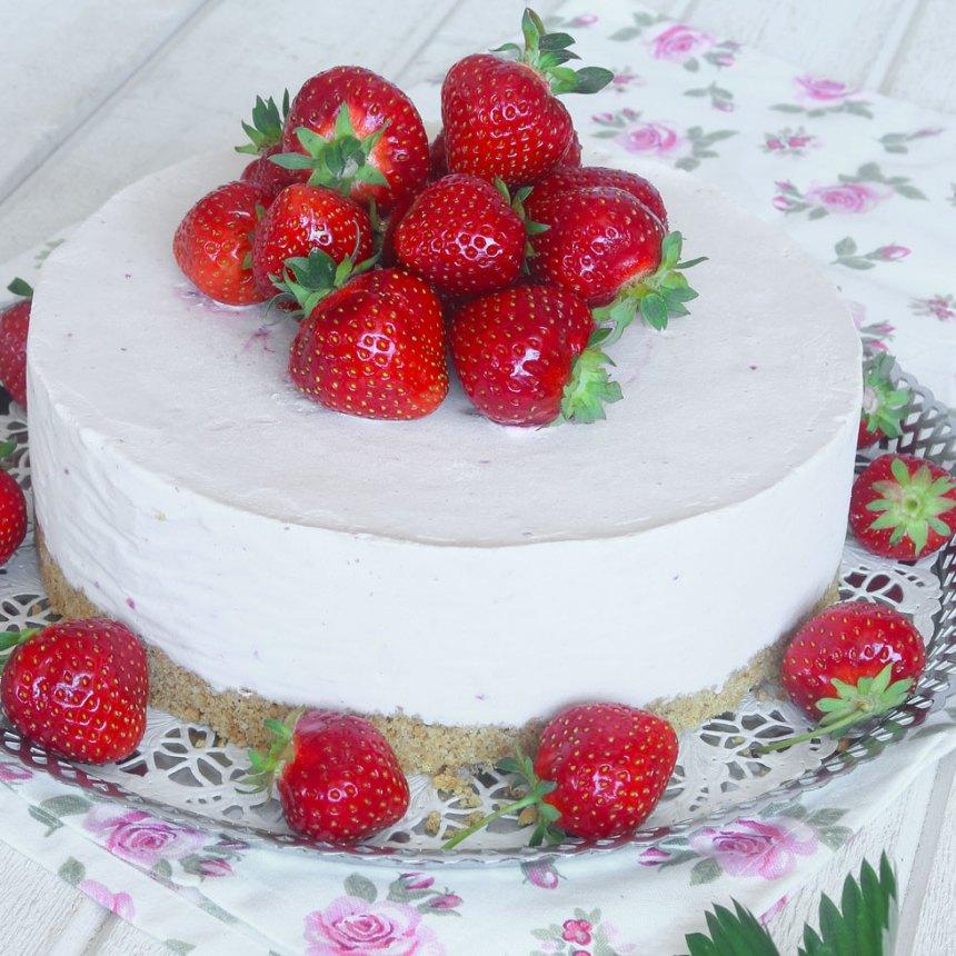 frystjordgubbscheesecake1
