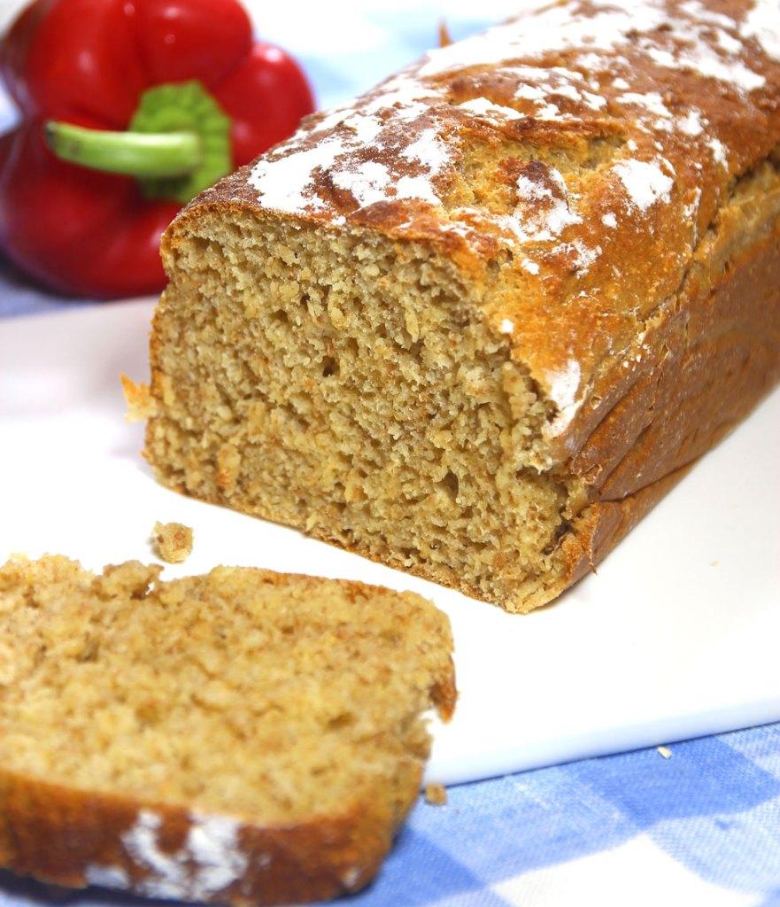 baka bröd med filmjölk