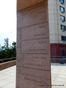 Memorial to victims of AA 587 frim 11-12-01