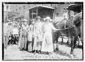 Boston Suffragists