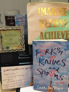 Forks, Knives and Spoons by Leah DeCesare