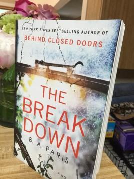 The Break Down by B. A. Paris