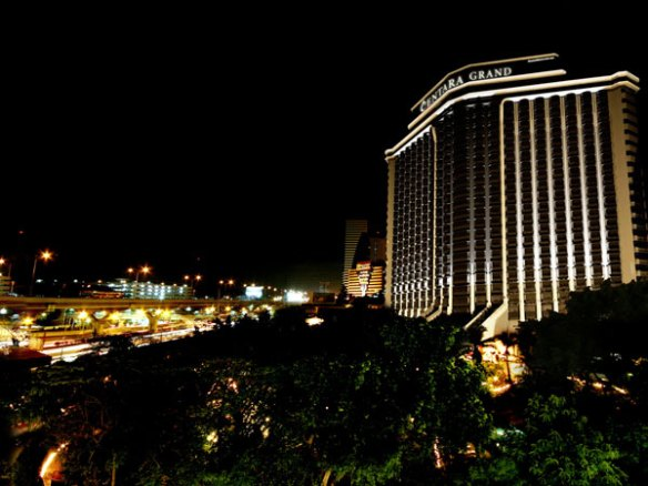 centara grand hotel Bangkok