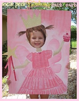 prinsessebilde prinsessebursdag