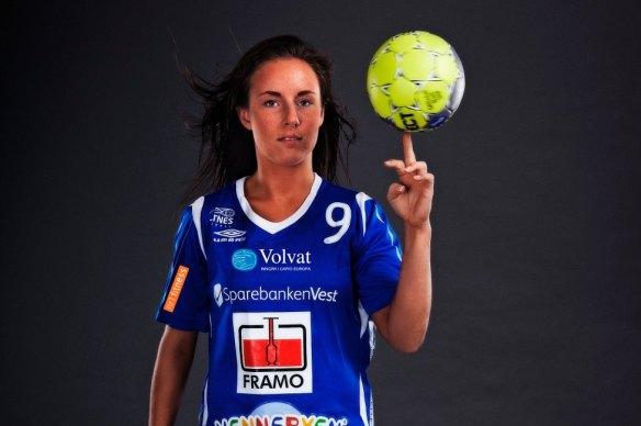 Jeanette Haga Holgersen Tertnes Elite