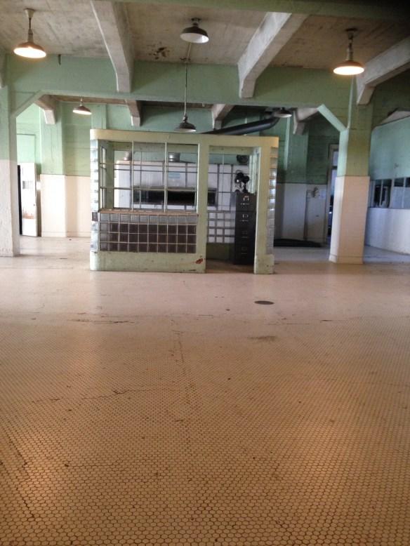 Kjøkken Alcatraz