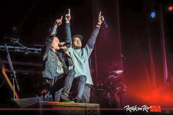 Rock in Rio Las Vegas Linkin Park