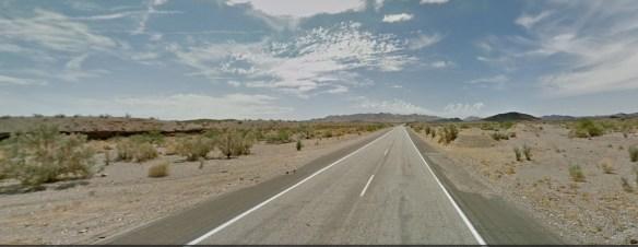 US 95 mot Las Vegas