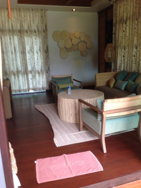 Akira stue villa Koh Lipe