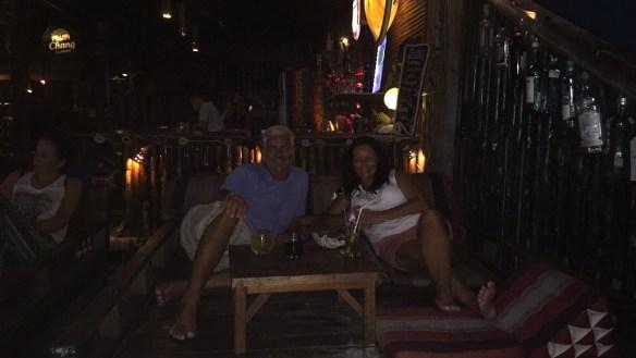 Koh Lipe Walking Street på bar Linda og Geir