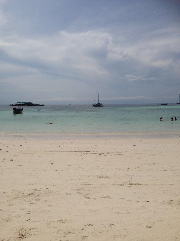 Koh Lipe strand Pattaya 5