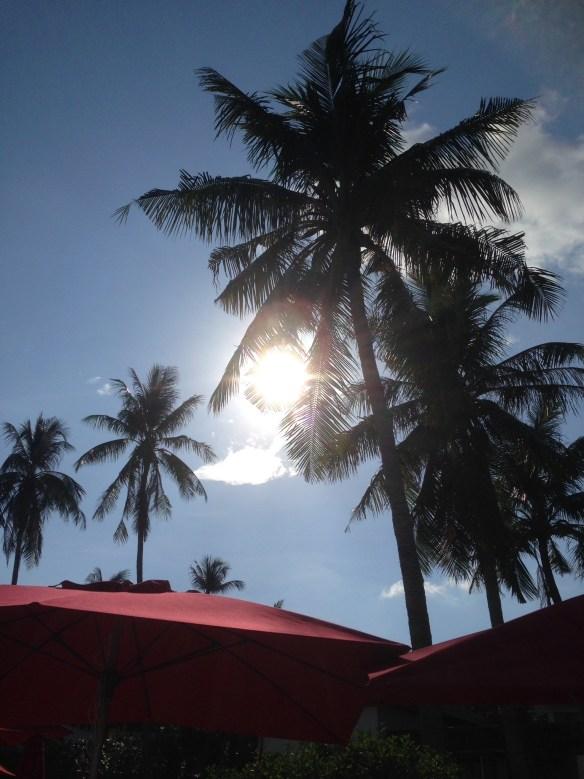 Sunrise Beach Idyllic