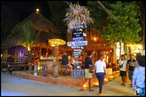 bar walking street koh lipe