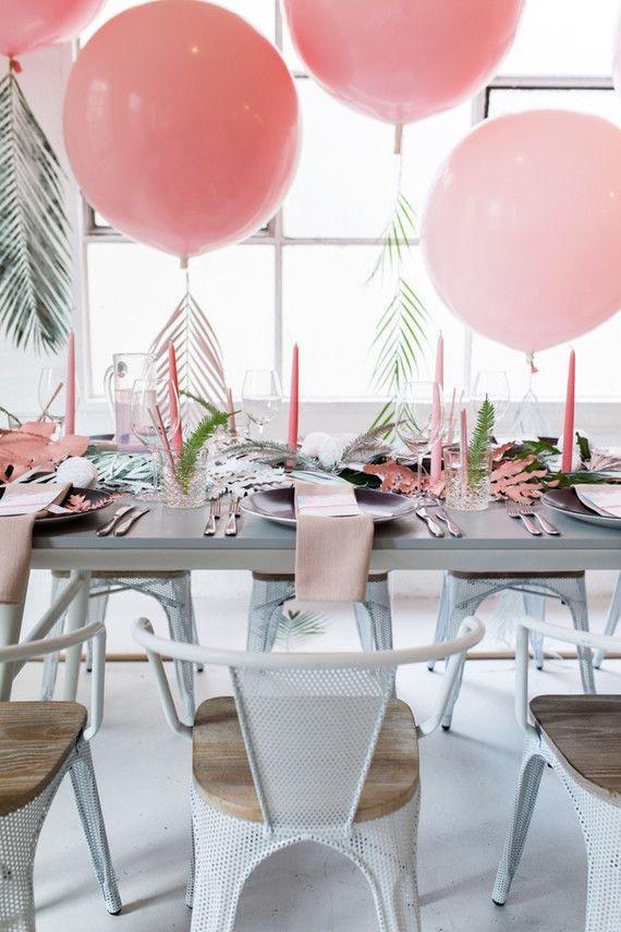 Store ballonger selskap