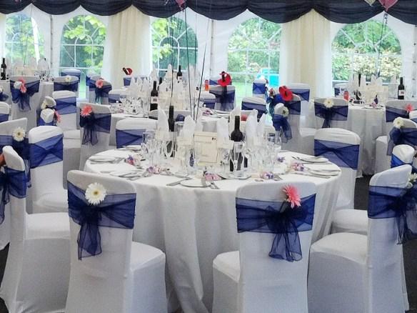 stoltrekk bryllupsfest telt