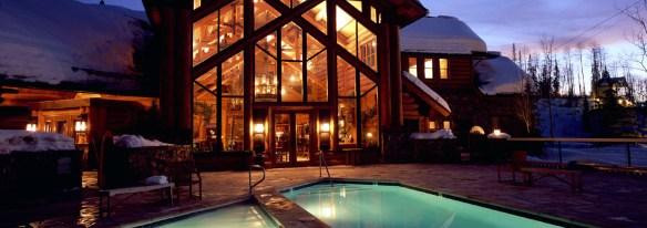 luksus-hytte