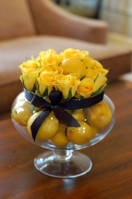 blomsterdekorasjon påsken