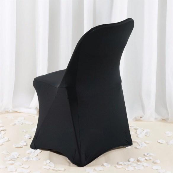 Stoltrekk til klappstol sort
