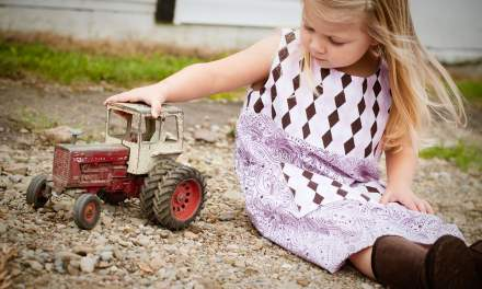 What Happens To Our Girls' Self-Esteem At Age Five?